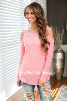 Too Good To Be True Blouse Pink - The Pink Lily Boutique