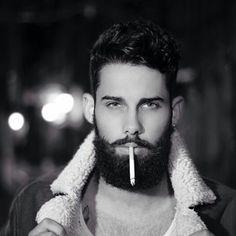 @jimshochak #beard #beardgang #beards #beardeddragon #bearded #beardlife #beardporn #beardie #beardlover #beardedmen #model #blackandwhite #beardsinblackandwhite