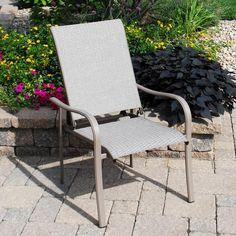 Backyard Creations Grant Park Recliner Chair at Menards