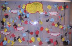 Panther's Palette: 3rd Grade: Calder Mobiles