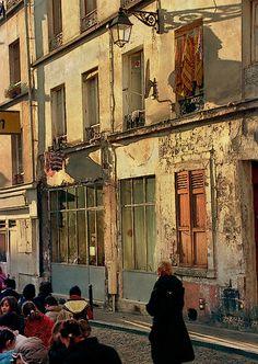 Belleville Quarter, Rue Sainte-Marthe, Paris X