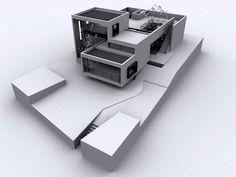 Architectural design model