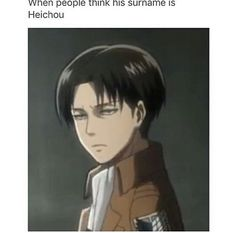He sure will heichou guts for that :D(kms)