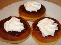 Bavorské vdolky z domácí pekárny 20 Min, Pancakes, Pudding, Vegan, Breakfast, Food, Kuchen, Morning Coffee, Custard Pudding