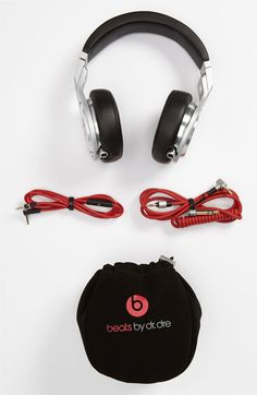 Top of the line: Beats by Dr. Dre Pro Headphones