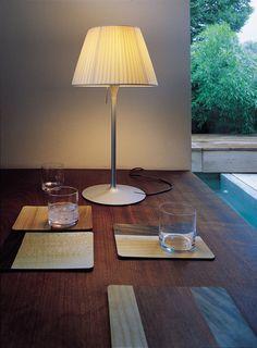 Romeo Soft T1 by Flos. Designer Philippe Starck #RomeoSoft #PhilippeStarck #starck #Homedoubler