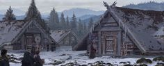 Outlands Camp Grounds by RafaLopez.deviantart.com on @DeviantArt