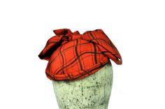 Maya Japanese Kimono Silk Fascinator Hat by SOHODA on Etsy