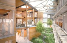Biophilic Design - GSA building
