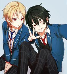 Ensembles stars Mika and Nito