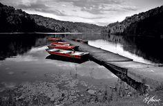 Plum Orchard Lake, WV - Lj Lambert Photography