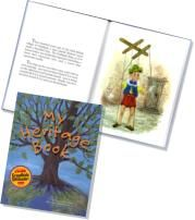 Share Family History With My Heritage - The Custom Childrens Book: Review