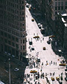 New York NY by night.shift #NYC #travel