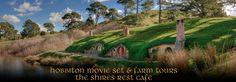 Hobbiton Movie Set & Farm Tours, Matamata, New Zealand