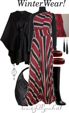 """""""Winter 2012!"""" by beautifullymodest1 ❤ liked on Polyvore"""