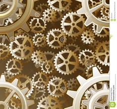 Steampunk Background Texture Stock Photos, Images, & Pictures ...
