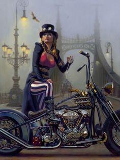 @eguzkilorea Sé que te gustaran. A mí me encantan . Las steampunk una pasada!