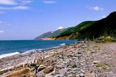 """# 7. Cabot trail - Cape Breton  """"My favorite road trip in the world is the Cabot Trail on Cape Breton Island, Nova Scotia. I just can't get enough of the scenic trails and the wildlife that goes with it. Offering stunning views of the ocean on one side and the mountains on the other, the winding road is truly unforgettable, and trust me on this one, you really won't want to leave."""" — Cory deHaan, Inspirational Life Adventures"""