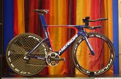 #BAHRAINMERIDA weapon for Time-Trial @meridabikes during the official team presentation in #Bahrain at His Highness Sheikh Nasser Palace