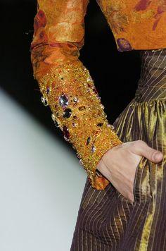 Bill Blass...so pretty....no need for bracelets!