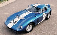 Rare 1965 Shelby Cobra
