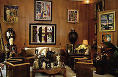 Yves Saint Laurent Home & Collection.