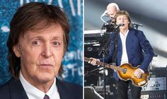 PAUL ON THE RUN: Paul McCartney is still striving to feel relevant