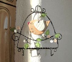 Декоративные изделия из проволоки для интерьера. Обсуждение на LiveInternet - Российский Сервис Онлайн-Дневников