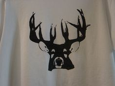 deer stencil - Google Search