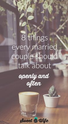 Now a lot of married couples would probably tell you that they can talk to their spouse about anything. But is that really true? I've actually come across a lot who have a hard time even bringing certain subjects up in their own marriages. Cross-check thi