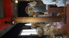 Säule in Marmor - http://www.achillegrassi.com/de/project/colonne-stile-dorico-con-canalette-in-marmo-rosso-asiago-lucido/ - Dorische Säule in rotem Asiago Marmor mit Kannelierung, poliert Maße:  250cm x 40cm x 40cm Ø 30cm