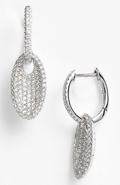 Bony Levy 'Venus' Convertible Diamond Drop Earrings (Nordstrom Exclusive) available at #Nordstrom