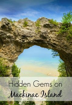 This summer, add Mackinac Island to your list of travel destinations. You'll find the most common travel tips on any site, but here is my list of hidden gems that many tourists don't get to experience on the island. | mackinac island things to do | michigan travel |