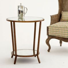 Felix Round Side Table - Occasional Tables - Tables - Products