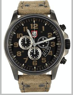 Men's Luminox Atacama Field Chronograph 1880 Watch 1893