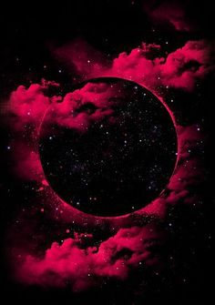 "Aside from the fact that a black hole is a black void. Hence the name, ""Black Hole."" But it's pretty. Who knew that black holes could look this beautiful? A stunning creation by Jorge Lopez Ramirez. Beautiful Moon, Stunningly Beautiful, Beautiful Images, Galaxy Art, Pink Galaxy, Galaxy Pics, Moon Art, Cute Wallpapers, Cool Galaxy Wallpapers"