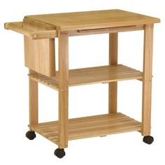 Basics Kitchen Island