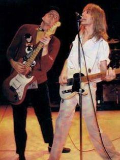 Rick Nielson & Robin Zander