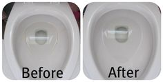 How to get rid of toilet bowl ring