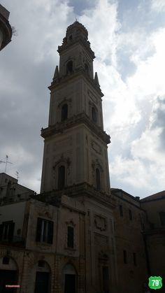 Campanile del Duomo #Lecce #Salento #Italia #Puglia #Italy #Travel #Viaggiare #79thAvenue
