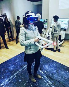 #sonysquarenyc #sweepstakes #SonySquareNYC #playstation4 #playstation #playstationvr #psvr #vr #virtualreality #ps4 #guns #sony #nyc #newyork #manhattan #gamergirl #gamer #videogames #player #ps