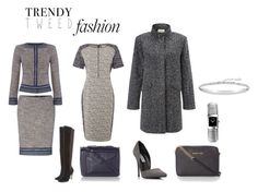 """""""Trendy Tweed, Houseoffraser.co.uk, #trendytweed"""" by freida-adams ❤ liked on Polyvore featuring Armani Jeans, Eastex, Linea, Steve Madden, Radley, Links of London, Thomas Sabo, women's clothing, women and female"""