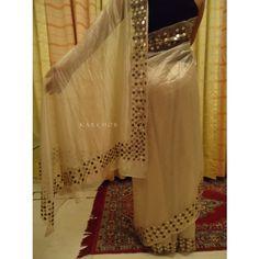 Antique Colored Saree