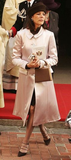Princess Caroline of Monaco Princess Grace Kelly, Princess Stephanie, Royals, Monaco Royal Family, Vogue, Princess Style, Classy And Fabulous, Royal Fashion, Parisian Style
