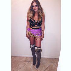 Gypsy fortune teller Halloween costume
