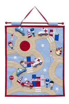 Buy Interactive Felt Wall Hanging from the Next UK online shop