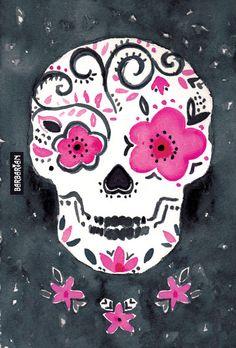 Rosa skull