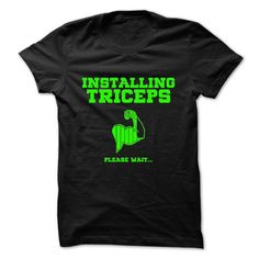 cool  Installing Triceps Weight Lifting T Shirt or Hoodie at Topdesigntshirt  Check more at http://topdesigntshirt.net/camping/man-tshirt-sport-installing-triceps-weight-lifting-t-shirt-or-hoodie-at-topdesigntshirt.html