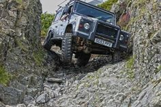 Land Rover Defender Now, your driveway may not be this rough, but. Land Rover Defender 110, Defender 90, Landrover Defender, Land Rover Models, Adventure Car, Best 4x4, Expedition Vehicle, Land Rovers, Car Brands