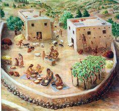 Family Dwellings - Life in Biblical Israel